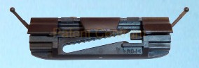 22-016   Volvo S80 2000-2006 tetődíszléc patent.  Gyári cikkszám: 6816180
