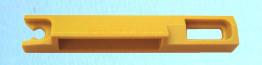 22-019  Volvo 850, S70 V70 (-2000), V70 XC (-2000) tetődíszléc patent. Gyári cikkszám: 1372682
