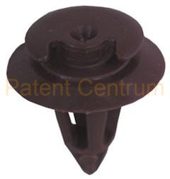 24-018 SKODA OCTAVIA  hűtődíszrács patent. Gyári cikkszám: 893867290