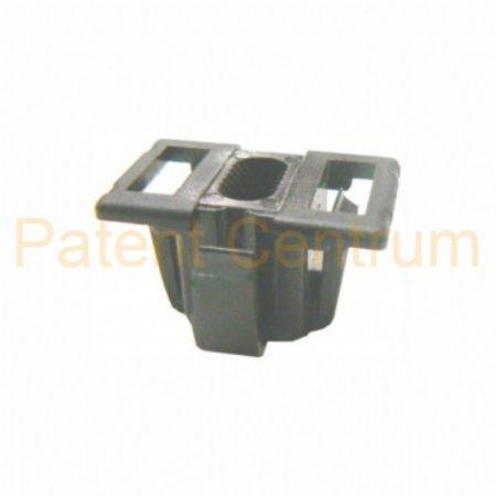 24-020 Citroen, Peugeot hűtődíszrács patent.  Gyári cikkszám:  6995 N3
