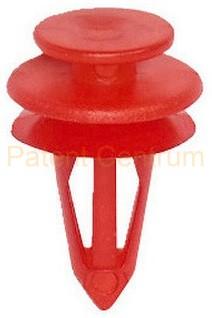 25-022  Fiat 500 2007 hátsólámpa rögzítő patent. Gyári cikkszám: 71752417