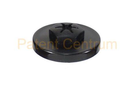 26-016  PEUGEOT PARTNER dobbetét patent anya. Méret: 4,2-4,8 mm Alátét: 22 mm Magasság: 6,5 mm.   Gyári cikkszám: 055389000
