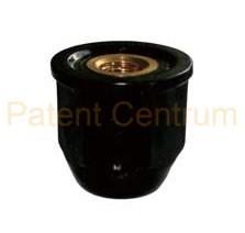 26-020 Hatlapfejű műanyag anya M4. Honda. Gyári cikkszám: 75307-SN7-000