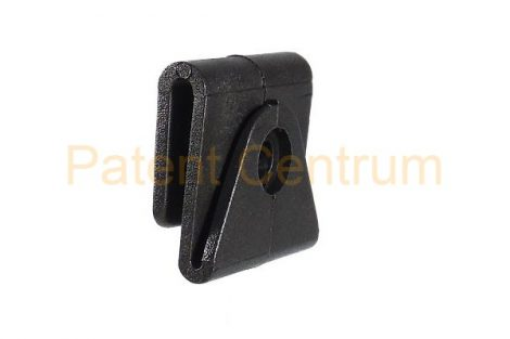 29-004   FORD FIESTA kerékjárati dobbetét patent.  Méret: 20*20 mm Lemez. furatk.: 7,5 mm.   Gyári cikkszám: 6185845