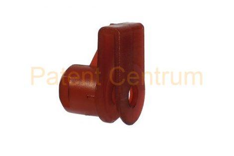 29-008   OPEL ASTRA, COMBO, CORSA 2007 lökhárító, dobbetét Lemez. furatk.: 13 mm Szín: piros.   Gyári cikkszám: 1404969