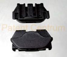 29-017  NISSAN dobbetét patent.  Gyári cikkszám: 01553-05233
