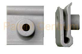 29-018 MAZDA  müanyag lemezanya. Gyári cikkszám: B455-56-135