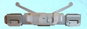 30-019  Volvo XC70, V70  szélvédő  díszléc patent.  Gyári cikkszám: 30753556