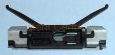 30-032  BMW X3 - F25, X4 - F26 7 széria szélvédő díszléc patent. Gyári cikkszám: 51 13 7 232 420,  51137232420