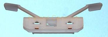 30-036  BMW   3 '12- F34 4 F32/33 szélvédő díszléc patent.  Gyári szám: 51 13 7 321 818,  51137321818