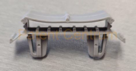 30-048 Opel Vivaro, Renault  Trafic szélvédő diszléc patent.  Gyári cikkszám: 6340ASCVS6B,  727605174R