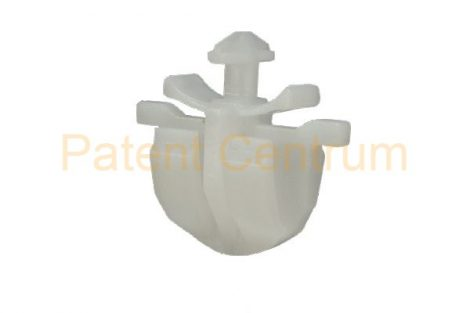 33-010  OPEL ASTRA 'H Szellőzőrács patent. Gyári cikkszám: 5104988