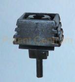 33-029  Ford Galaxy '94-06 szellőzőrács patent.  Gyári cikkszám: 1023253,  95VWA03836CA