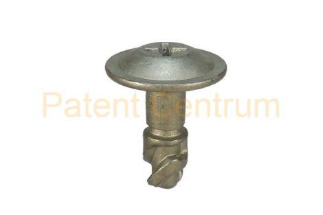 34-002  BMW,  ROVER, alsó motorburkolat rögzítő fém  patent, csavar.  Gyári cikkszám: 51718218323