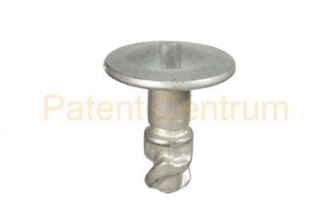34-006   AUDI A4, A6, SKODA VOLKSWAGEN  PASSAT,  alsó motorburkolat rögzítő fém csavar, patent. Gyári cikkszám: 8D0805121