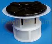 34-015    TOYOTA PRIUS, RAV 4, CAMRY  motor alsó borkolat patent. Gyári cikkszám: 90467-A0029-A0, 90467-17024-A0