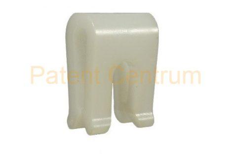 69-018   PEUGEOT PARTNER, 306,806, CITROEN BERLINGO  lökhárító rögzítő patent.  Gyári cikkszám: 699587