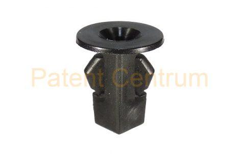 69-056    TOYOTA COROLLA lökhárító, dobbetét  rögzítő patent.  Gyári cikkszám: 9018906224
