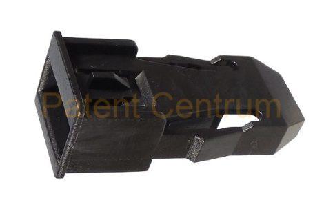 69-059   RENAULT CLIO  I. - 1990.  lökhárító rögzítő patent.   Gyári cikkszám: 7700416965