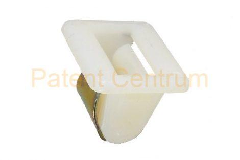 69-067  Alfa,  Jeep,  Lancia,   Fiat  Hűtődíszrács,fényszóró patent    Gyári cikkszáma: 60528009