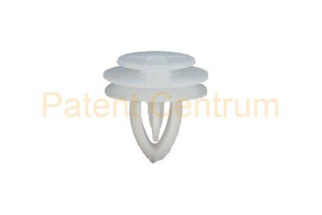 69-075   OPEL ASTRA, ZAFIRA B' oszlop külső borítás rögzítő patent.  Gyári cikkszám: 122915