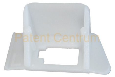 69-085  NISSAN MICRA lökhárító rögzítő patent, BALOS.   Gyári cikkszám: 62227-AX000
