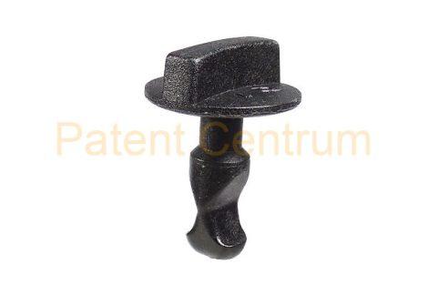 69-099  VOLKSWAGEN  TUAREG 2003-2010 burkolat rögzítő patent.  Gyári cikkszám: N90723401
