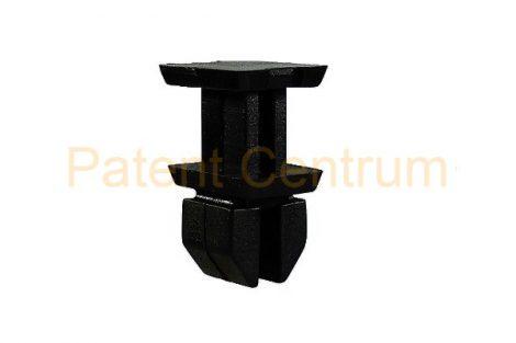 69-113  MERCEDES W124,  csomagtér hátfal burkolat rögzítő patent.  Gyári cikkszám: 124-990-07-092