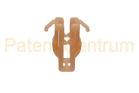 69-119  SUZUKI műszerfal betét rögzítő patent