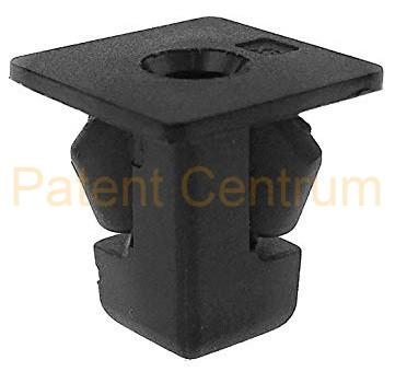 69-149  HONDA Civic 2009- hátsó lőkhárító patent. Gyári cikkszám: 90682- A01