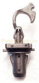 69-160 Toyota A oszlop borítás patent. Gyári cikkszám: 62217-52120