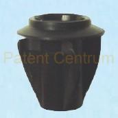 69-163  Renault, Dacia tükör háromszög külső burkolat patent. Gyári cikkszám: 7703081212