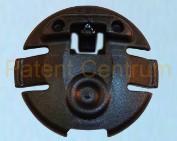 69-165  Audi A3 '13,   Passat '09- dobbetét patent.  Gyári cikkszám: 4F0 825 429 B