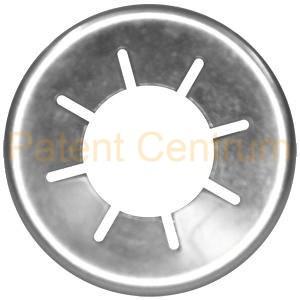 77-020 BMW, MINI rögzítőgyűrű. Gyári cikkszám: 51412756212