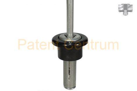 81-013   PEUGEOT 206.  ablaktörlő mechanika rögzítő szegecs.  Gyári cikkszám: 6973.A4