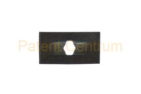 96-015  Lemezrugó.  3 mm csapra.